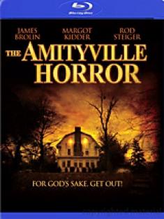 The Amityville Horror (1979) [Blu-ray Box Art]