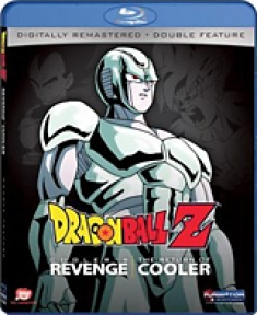 Dragon Ball Z: Return of the Cooler/Cooler's Revenge [Blu-ray Box Art]