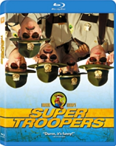 Super Troopers [Blu-ray Box Art]