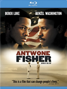 Antwone Fisher [Blu-ray Box Art]