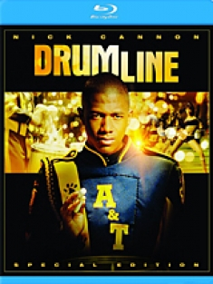 Drumline [Blu-ray Box Art]