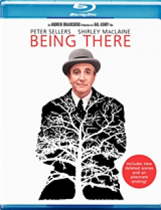 Being There [Blu-ray Box Art]