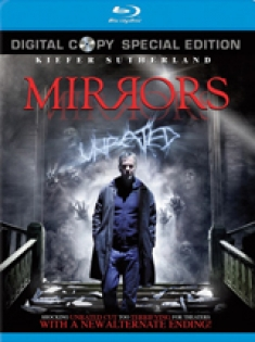 Mirrors [Blu-ray Box Art]