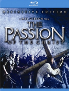 The Passion of the Christ: The Definitive Edition [Blu-ray Box Art]