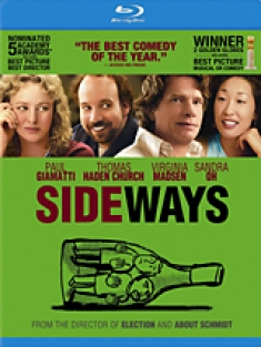 Sideways [Blu-ray Box Art]