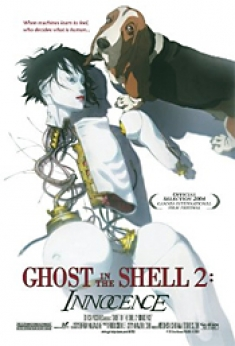 Ghost in the Shell 2: Innocence [Movie Poster]