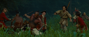 clothes in the last of the mohicans James fenimore cooper's trusty old nineteenth century novel 'the last of the mohicans' has provided a surprisingly sound springboard for a film that tries and succeeds in restoring a profound respect for the native americans.