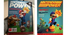 First and Last Covers for Nintendo Power