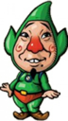Tingle from 'Windwaker'