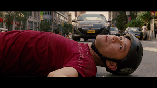 Premium Rush Movie Review Film Summary (2012