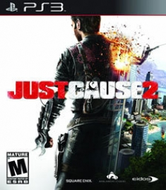 Just Cause - Avalanche Studios