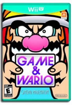 'Game & Wario'