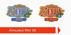 Legend of Zelda Oracle Titles