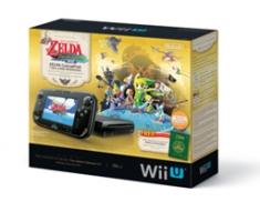Wii U Bundle featuring 'The Legend of Zelda: The Wind Waker HD'