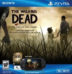PS Vita The Walking Dead Bundle