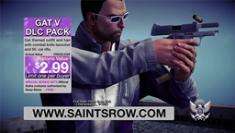 Saints Row IV: GAT V