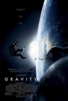 'Gravity' (2013) movie poster