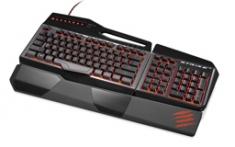 Mad Catz S.T.R.I.K.E. 3 Gaming Keyboard (black