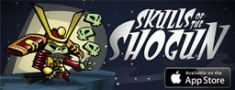 Skulls of the Shogun on iOS