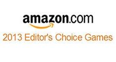 Amazon's 2013 Editor's Choice Games