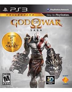 God of War Saga