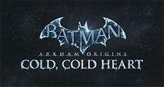 Batman: Arkham Origins Cold, Cold Heart