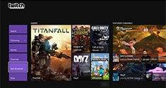 Xbox One Twitch app