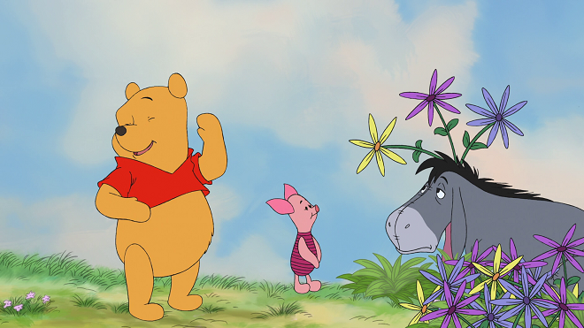 Worksheet. Winnie the Pooh Springtime With Roo Bluray Review  High Def Digest