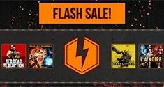 PSN PS3 Flash Sale