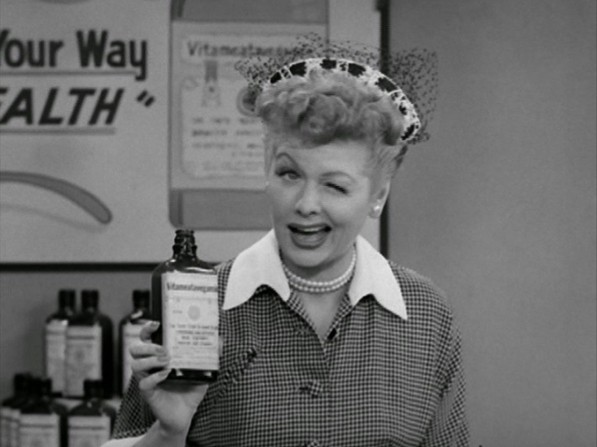 I Love Lucy Ultimate Season 1 Blu Ray Review High Def