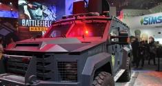 Battlefield Hardline Truck E3