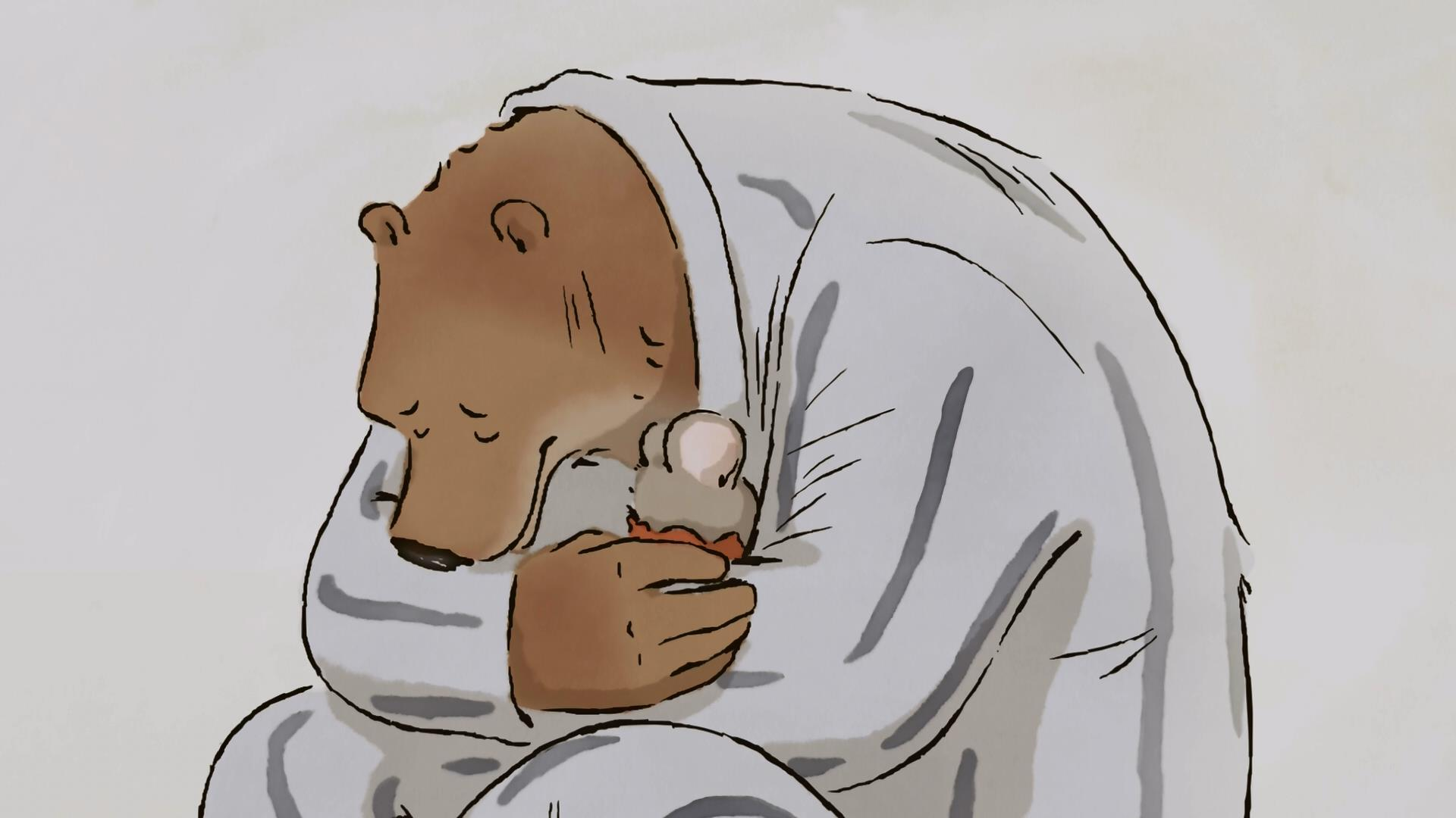 Oscar Nominated Shorts and Features   Traditional Animation  Ernest And Celestine