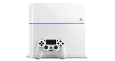 White PS4 Destiny PlayStation Console Bundle