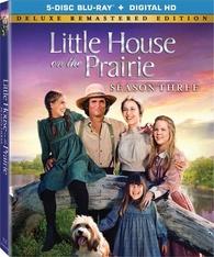 Little House On The Prairie Season Three Blu Ray Review