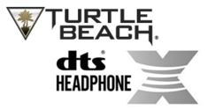 Turtle Beach DTS Headphone:X
