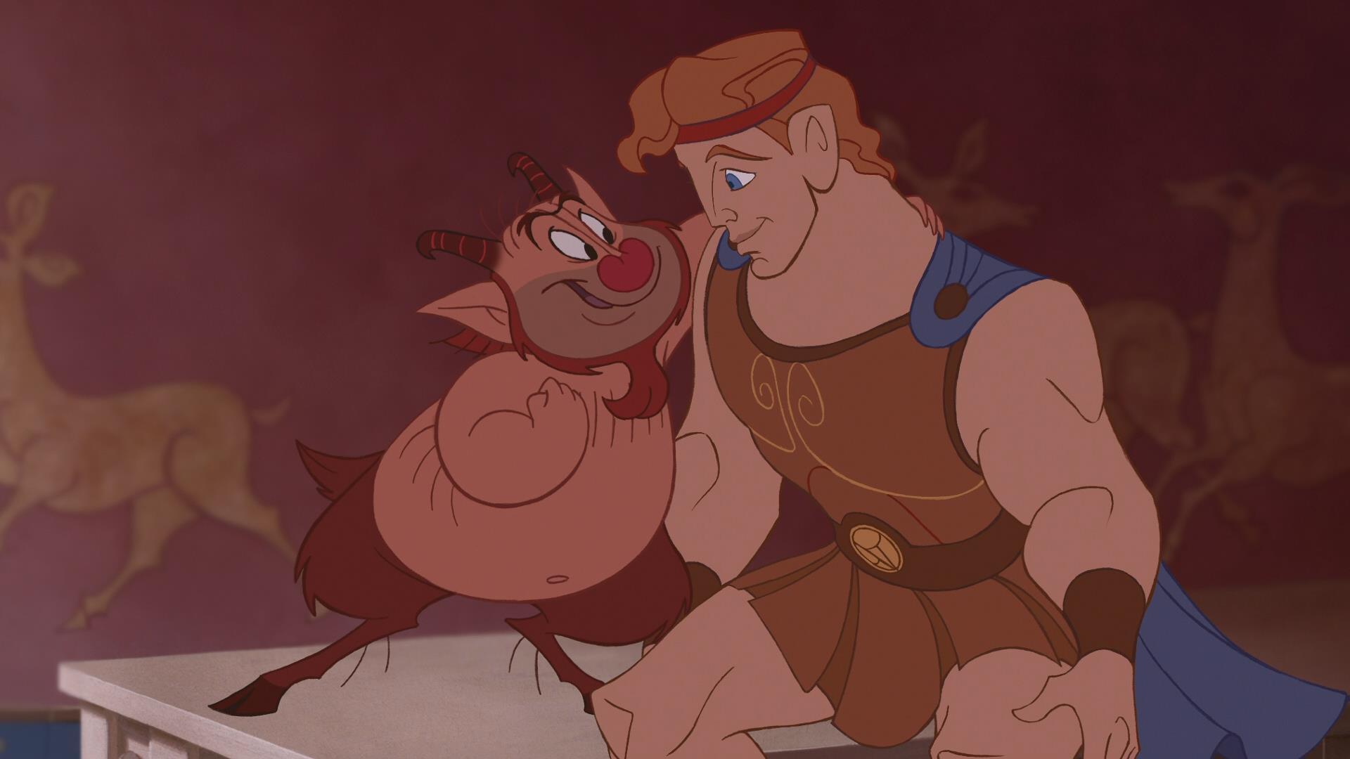 Hercules (1997) Blu-ray Review | High Def Digest