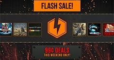 PSN 20 Plus Games for $.99 Flash Sale PS3 Vita