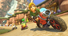 Link Mario Kart 8 DLC Wii U The Legend of Zelda Content Pack Add On