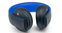 PlayStation Gold Wireless Stereo Headset PS4 PS3