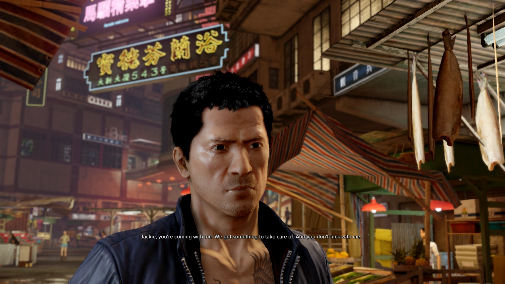 The audio rating the sound sleeping dogs