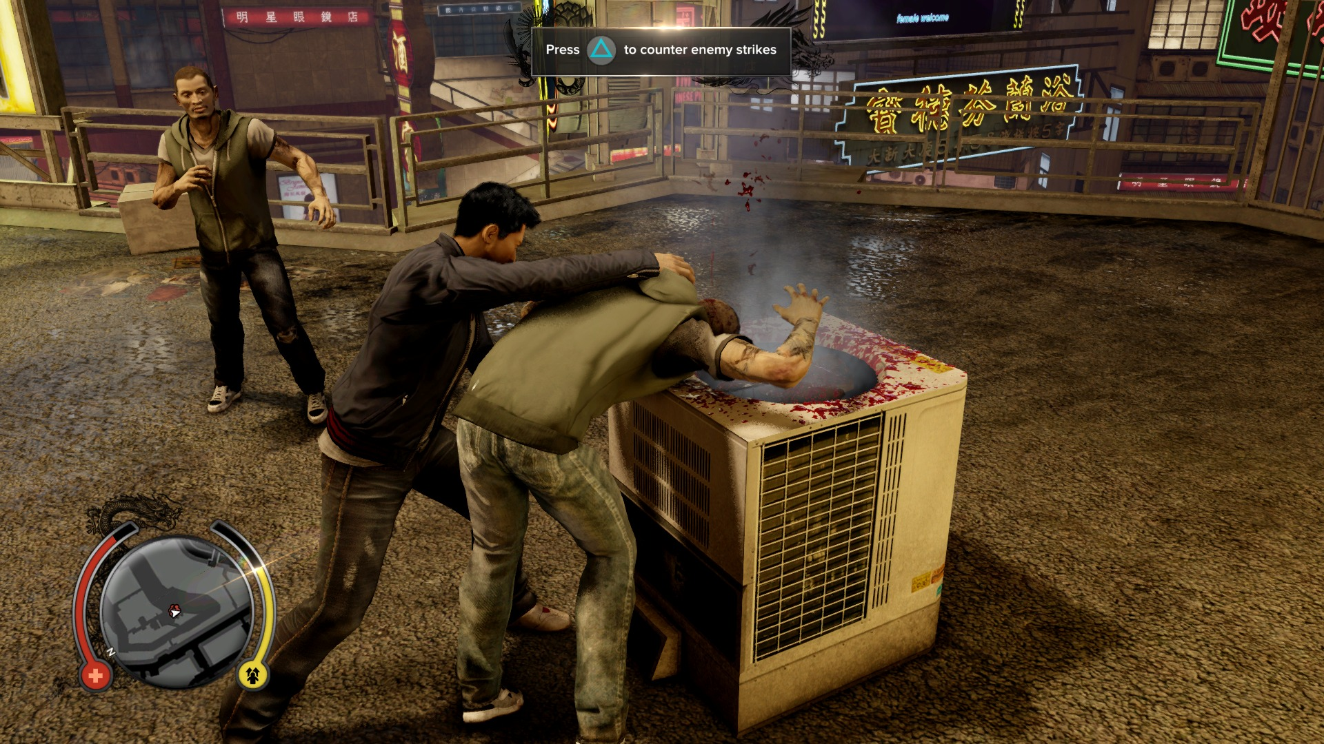Final thoughts the biggest flaw of sleeping dogs