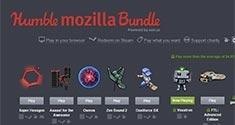 Humble mozilla Bundle