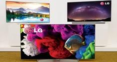 LG 2015 OLEDs