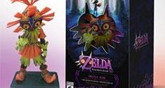Legend of Zelda Mojara's Mask 3DS LE
