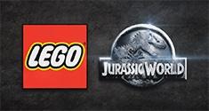 LEGO Jurassic World news