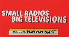 'Small Radios Big Televisions' news