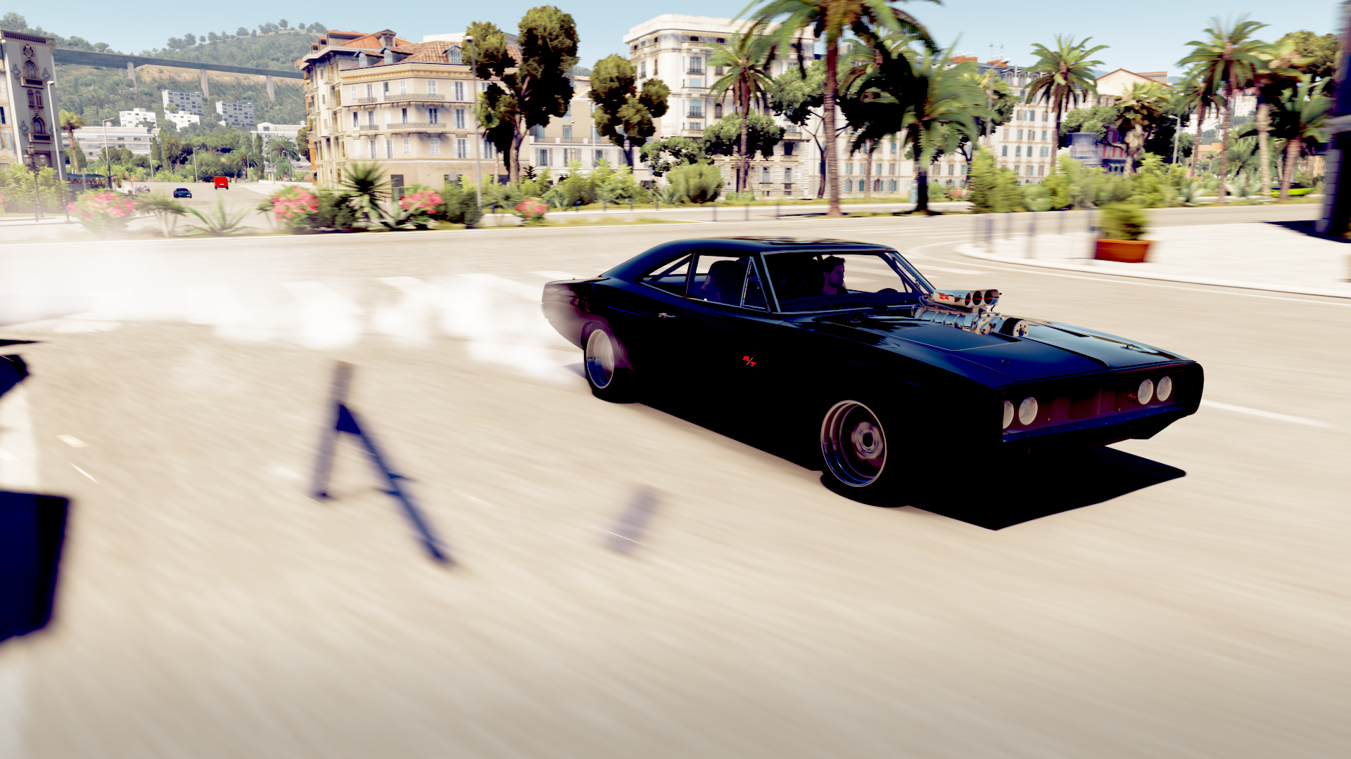 forza horizon 2 presents fast furious xbox one review high def digest. Black Bedroom Furniture Sets. Home Design Ideas