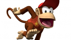 Smash Bros Diddy Kong