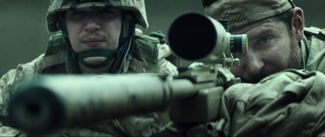 'American Sniper' - They fry you if you're wrong.