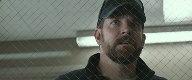 'American Sniper' - Tend to my baby, please.